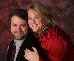 David and Michelle Photo 2006