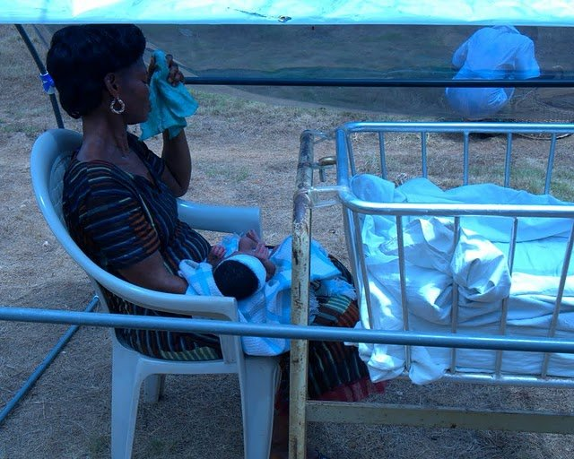 Photos From Treating Babies With Severe Jaundice In India