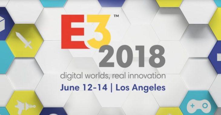 開催直前の「E3 2018」各社プレスカンファレンスのストリーミング配信情報まとめ