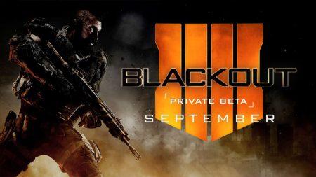『Call of Duty: Black Ops 4』バトロワモード「Blackout」のベータテスト実施日が公開