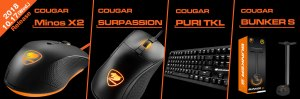 COUGAR、ゲーミングヘッドセット2製品「COUGAR PHONTUM」「COUGAR PHONTUM Essential」の国内取り扱いを開始