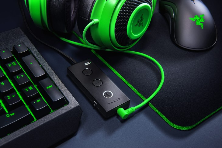 Razer、最大50時間動作に対応した無線マウス「Mamba Wireless」、USBサウンドデバイス付属のヘッドセット「Kraken TE」発表。11月30日(金)より国内取り扱い開始