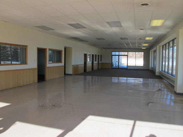 Before: Administrative offices space