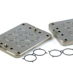 Motorsport rubber seals and tooling for c. 2004 Mercedes Engine