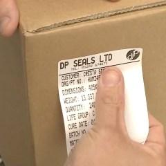 Rubber quality control - despatch