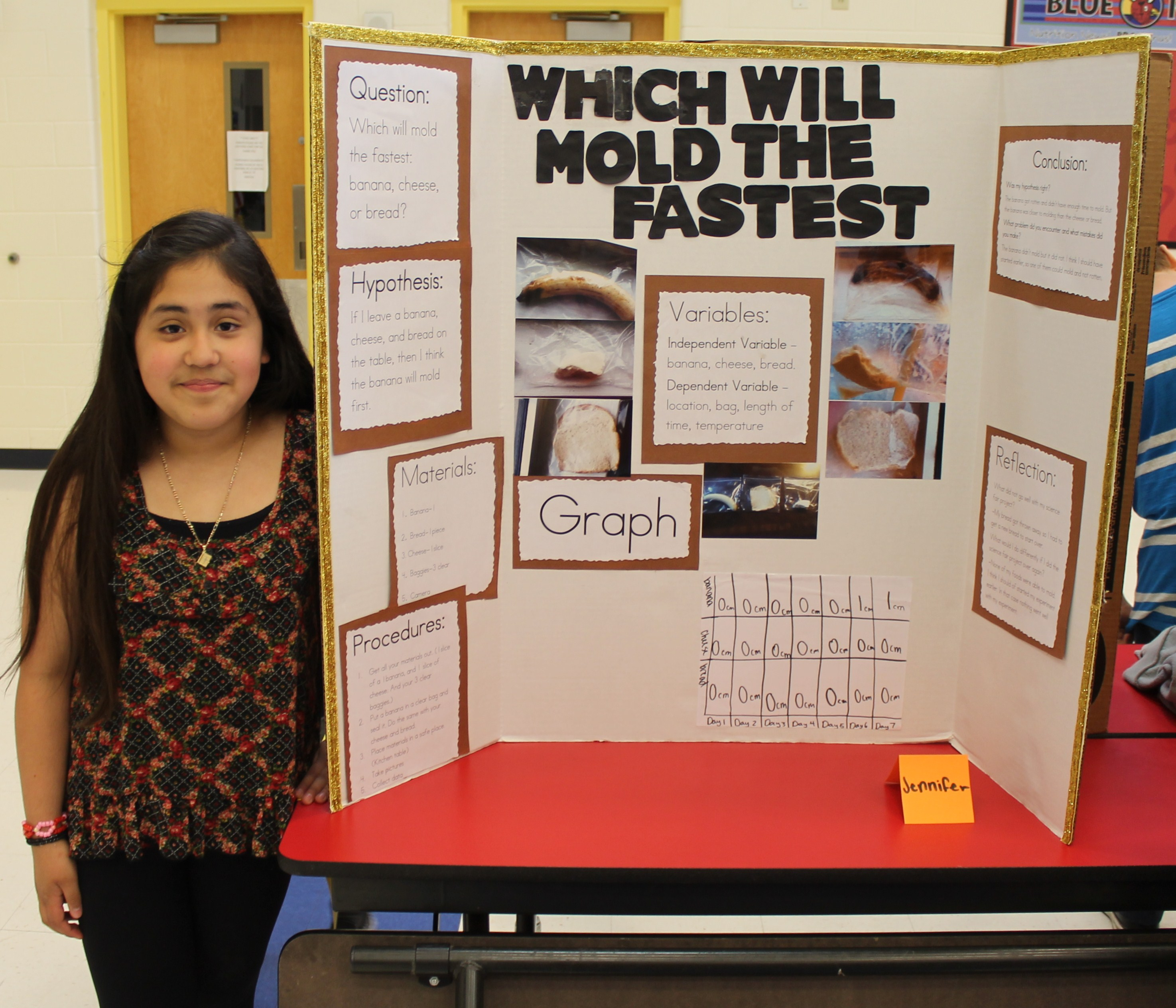 5th Grade Science Fair Projects With Food