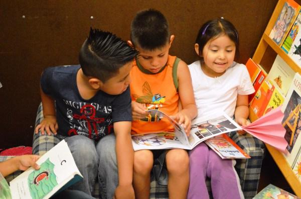 Summer Transition Students Ready Kindergarten