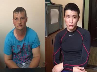 """У ФСБ Росії визнали, що двоє їхніх військових """"заблукали"""" на Херсонщині"""