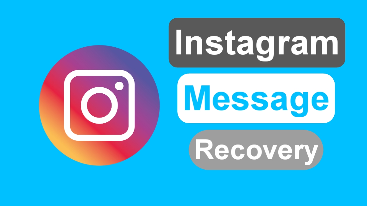 How To Recover Deleted Instagram Messages  DP Techon