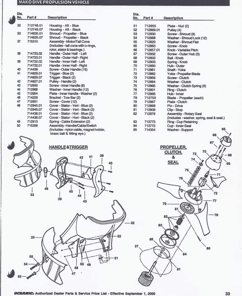20 mako wiring diagram