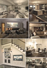 Turning a Basement Into A Family Room: Designs & Ideas ...