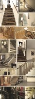 Ideas For a Basement Staircase Designs, Railings, Storage ...