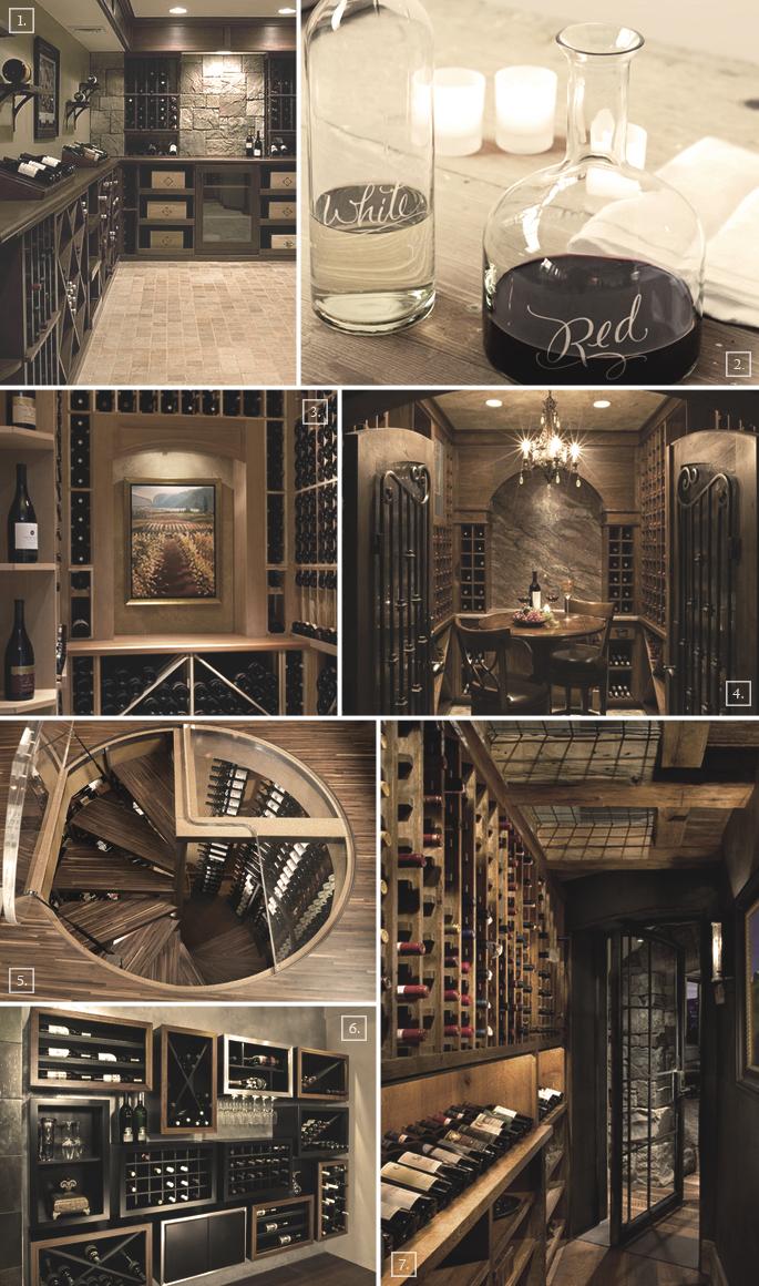 3 Ideas For Basement Wine Cellar Designs  Home Tree Atlas