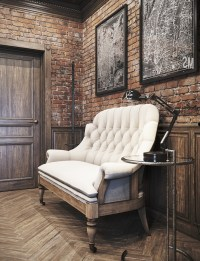Vintage Office Decorating Ideas Images