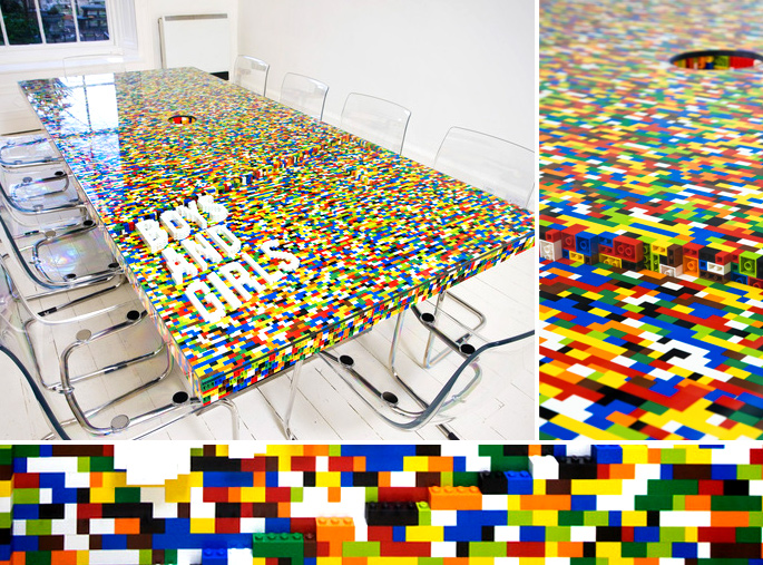 21 Insanely Cool DIY LEGO Furniture And Home Decor Creations Home Tree Atlas