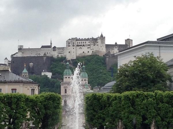 Germany Trip: Salzburg