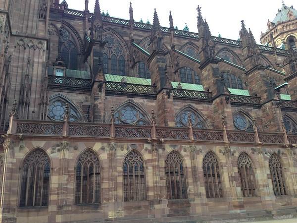 Rhine Cruise: Strasbourg