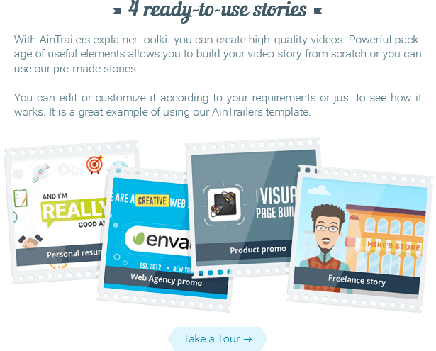 AinTrailers | Explainer Video Toolkit with Character Animation Builder - 76