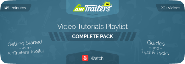 AinTrailers | Explainer Video Toolkit with Character Animation Builder - 104