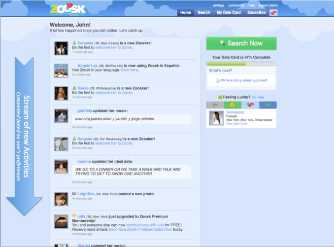 zoosk com app