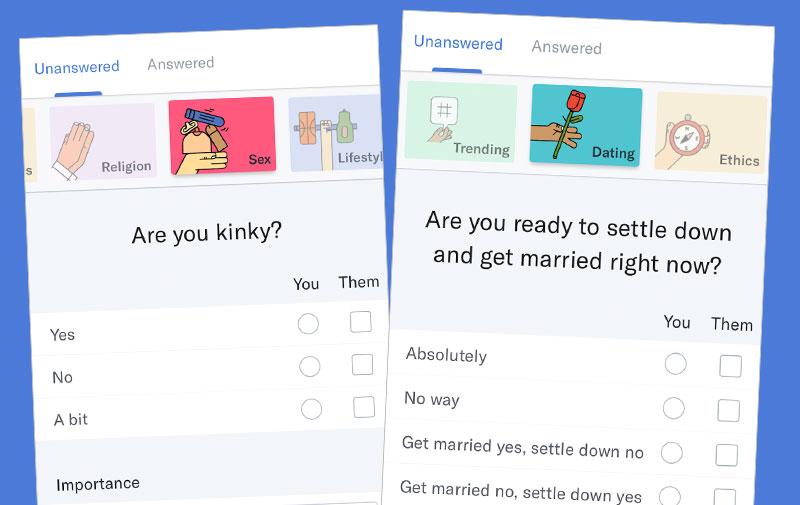 how does okcupid work