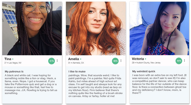okcupid profile examples for