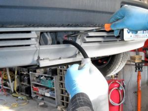Easy way to Drain Coolant from the Radiator   Engine