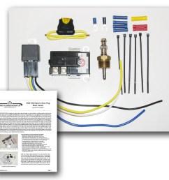 svo wvo electric glow plug fuel heater standard installation kit mercedessource kits product mercedessource com [ 1070 x 954 Pixel ]