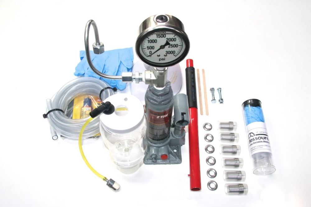 medium resolution of 6 cyl 603 diy fuel injector rebuild kit
