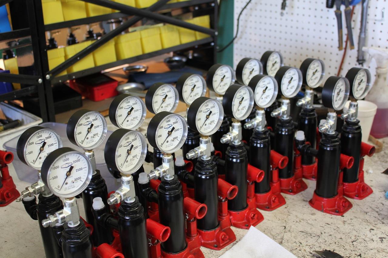 hight resolution of testing diesel fuel injectors for peak performance