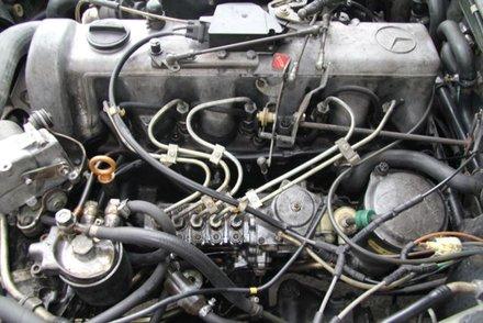 Curing an Intermittent Rough Running Diesel Engine