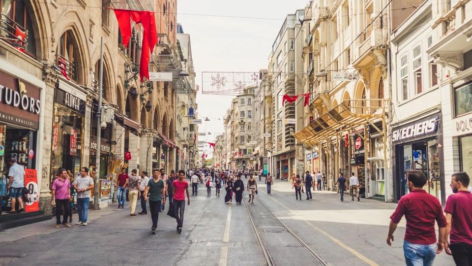 Taksim - Istanbul