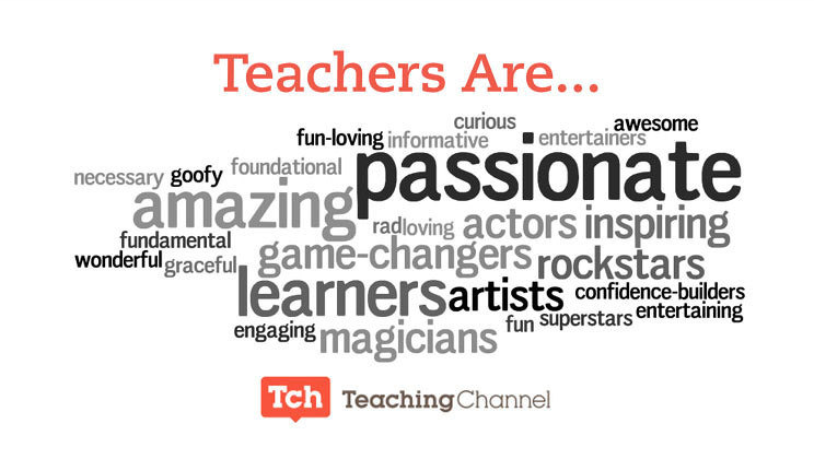 What Are Teachers? See How Top Teachers See The Profession
