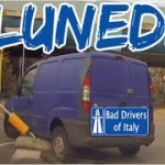 BAD DRIVERS OF ITALY dashcam compilation 06.17