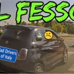 BAD DRIVERS OF ITALY dashcam compilation 07.01
