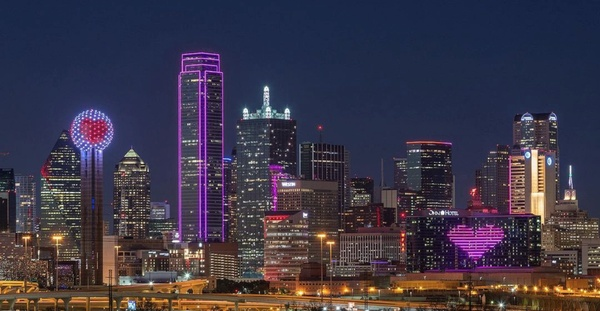 3 iconic downtown dallas high rise