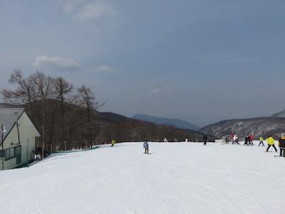 菅平高原スキー場14