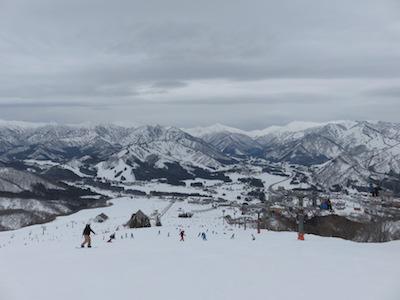 岩原スキー場8