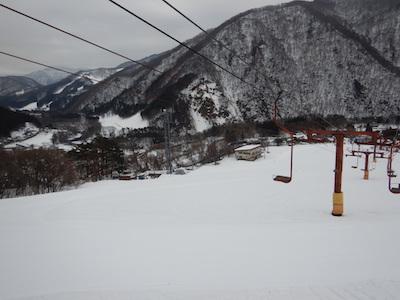 14大穴スキー場
