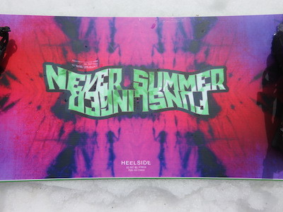 1NEVER SUMMER FUNSLINGER