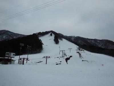 12大穴スキー場