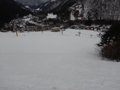 20大穴スキー場