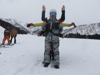 神立高原スキー場1