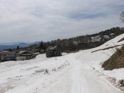 21 関温泉スキー場