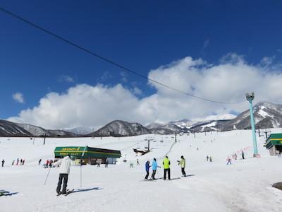 5スノーボード栂池高原