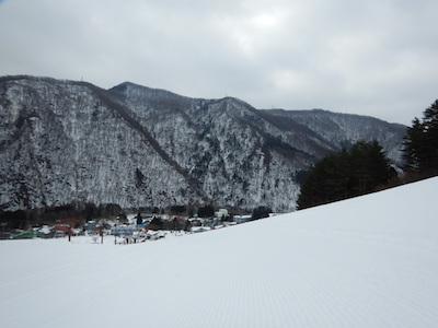 23大穴スキー場