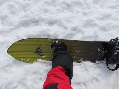 3スノーボードJONES STORMCHASER