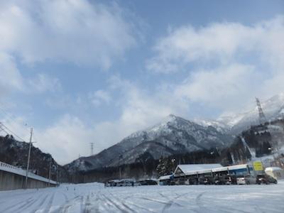 苗場スキー場 4
