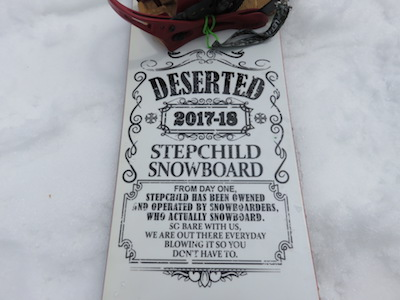 1STEPCHILD DESERTED