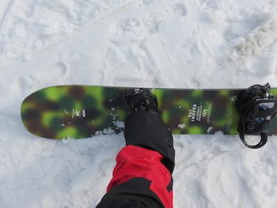 3スノーボードELAN DAY TRIPPER